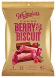 Whittaker's Berry & Biscuit Mini Slabs