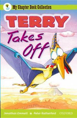 Oxford Reading Tree: All Stars: Pack 1A: Terry Takes off by Jonathan Emmett image