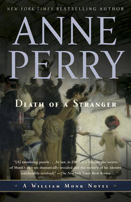 Death of a Stranger by Anne Perry image