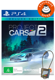 Project Cars 2 Deluxe Edition for PS4