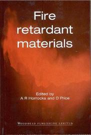 Fire Retardant Materials