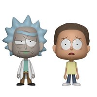 Rick + Morty - Vynl. Figure 2-Pack