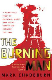 The Burning Man by Mark Chadbourn image
