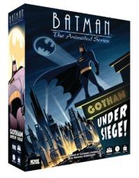Batman: The Animated Series - Gotham Under Siege