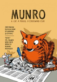 Munro: A cat, a mouse, a crossword clue by Sharon Murdoch
