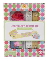 Tiger Tribe: Pom Pom Jewellery - Design Kit