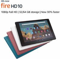 "Amazon: Fire HD 10 Tablet (10.1"" / 2019 Model / 32GB) - Plum"
