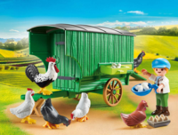 Playmobil: Country - Chicken Coop (70138)