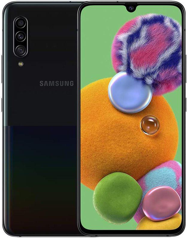 Samsung Galaxy A90 (2019) (128GB/6GB RAM) - Black