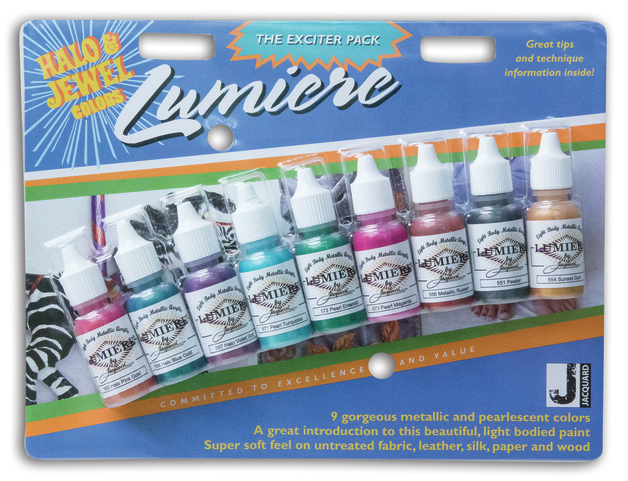 Jacquard: Halo/Jewel Lumiere Exciter Pack (Set of 9)