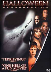 Halloween 8 - The Resurrection on DVD