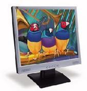 "Viewsonic Monitor LCD 19"" w/speakers 1280X1024 Silver VA905"