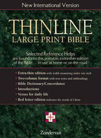 NIV Thinline Bible image