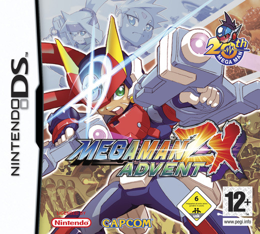 Mega Man ZX Advent for Nintendo DS