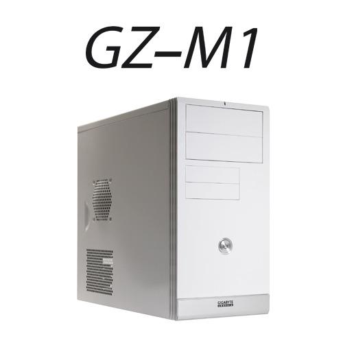 GIGABYTE GZ-M1 MATX CASE 1 FAN BLACK
