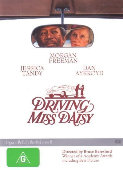 Driving Miss Daisy on DVD