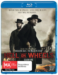 Hell on Wheels - The Complete First Season on Blu-ray