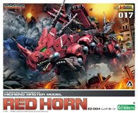 1/72 HMM: EZ-004 Red Horn - Model Kit