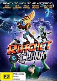Ratchet & Clank (Movie) on DVD