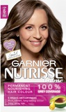 Garnier Nutrisse Permanent Nourishing Hair Colour - 6.0 Acorn