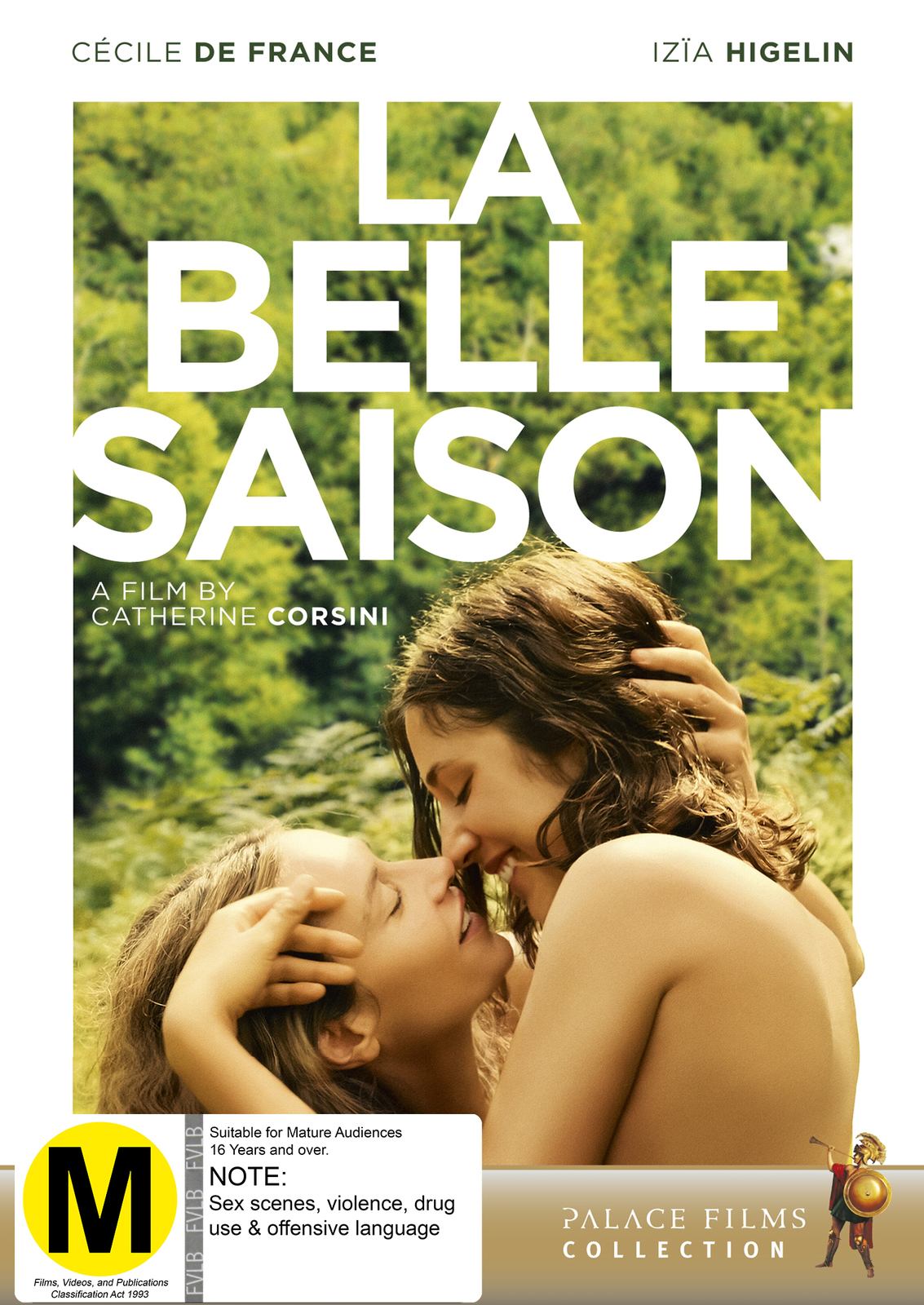 La Belle Saison (Summertime) on DVD image