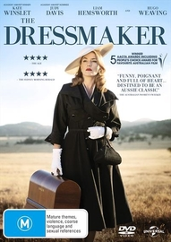 The Dressmaker on DVD