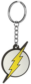 DC Comics Flash Logo Keyring