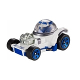Hot Wheels: Star Wars Character Car - R2-D2