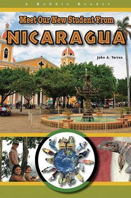 Meet Our New Student from Nicaragua by John Torres