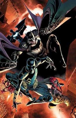 Batman Detective Comics Vol. 3 League Of Shadows (Rebirth) by James Tynion
