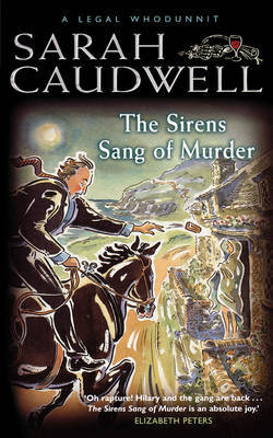 The Sirens Sang of Murder by Sarah Caudwell image