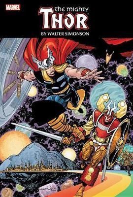 Thor By Walt Simonson Omnibus by Walter Simonson image