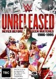WWE: Unreleased - 1986-1995 on DVD