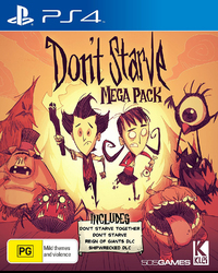Don't Starve Mega Pack for PS4