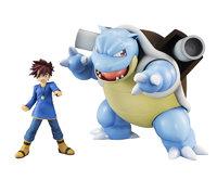 Pokemon: G.E.M. - Gary & Blastoise