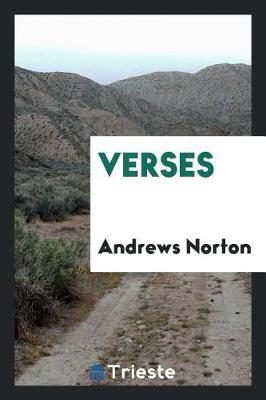 Verses by Andrews Norton image