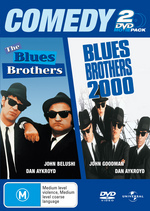 Blues Brothers / Blues Brothers 2000 on DVD
