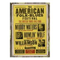 American Folk-Blues Festival: The British Tours 1963-1966 on DVD image