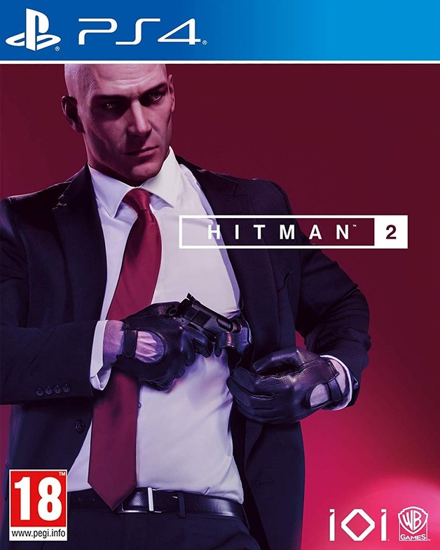 Hitman 2 for PS4