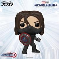 Marvel: Winter Soldier (YOTS) - Pop! Vinyl Figure