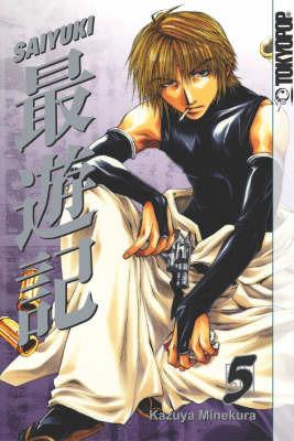 Saiyuki: v. 5 by Kazuya Minekura image