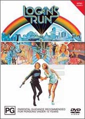 Logan's Run on DVD