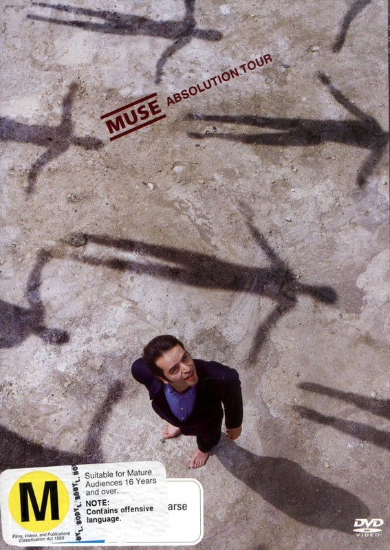 Muse - Absolution Tour on DVD