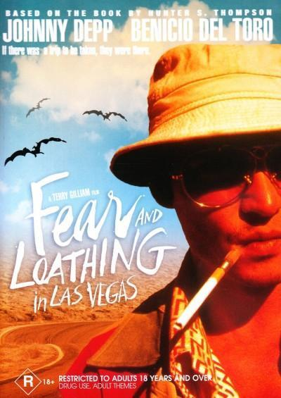 Fear And Loathing In Las Vegas on DVD