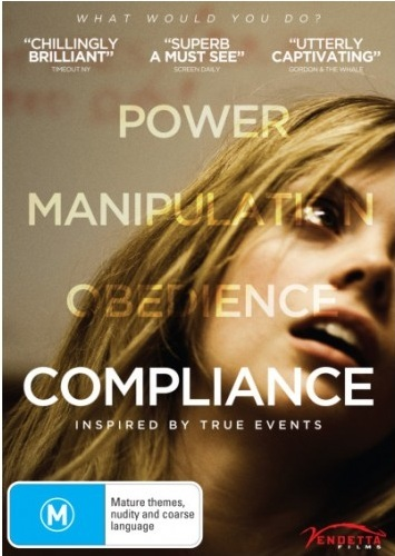 Compliance on DVD