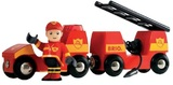 Brio Railway - New Light & Sound Fire Engine