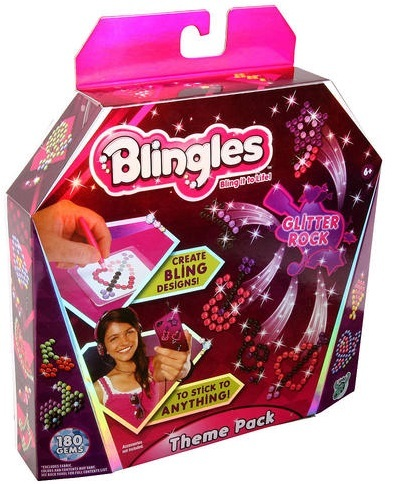Blingles Themed Refill Pack - Glitter Rock image