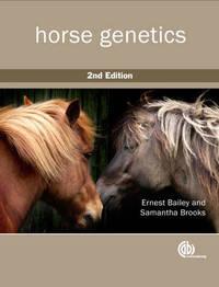Horse Genetics by Ernest Bailey