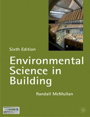 Environmental Science in Building by Randall McMullan image