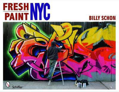 Fresh Paint by Billy Schon